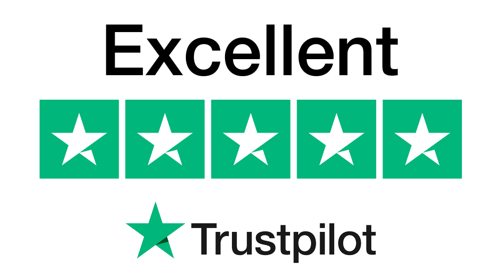 Trustpilot ratings 5star
